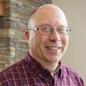 Gravel Hill Pastor Shawn Lochinger