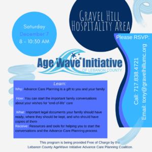 AgeWave Initiative Gathering